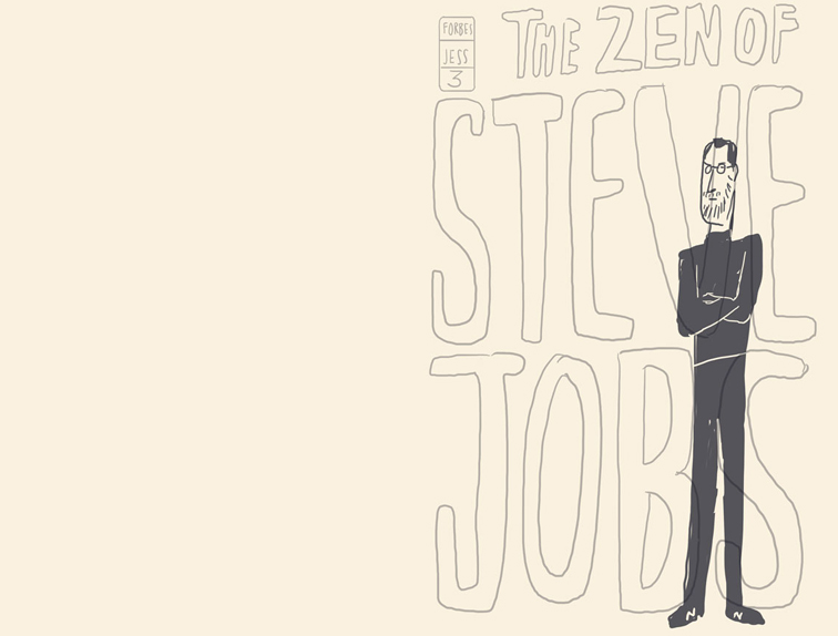 Forbes The Zen of Steve Jobs 1989