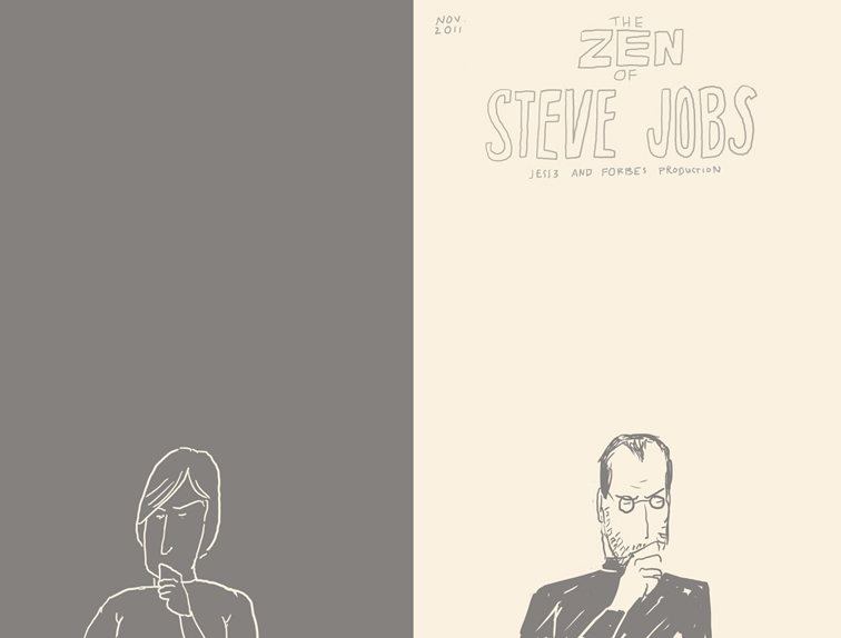 Forbes The Zen of Steve Jobs 1990