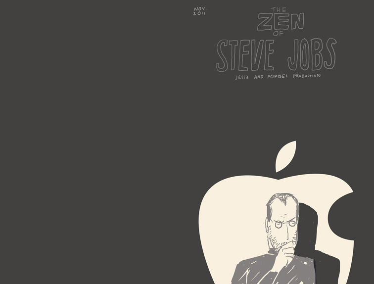 Forbes The Zen of Steve Jobs 1991