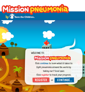 Save the Children Mission Pneumonia 324