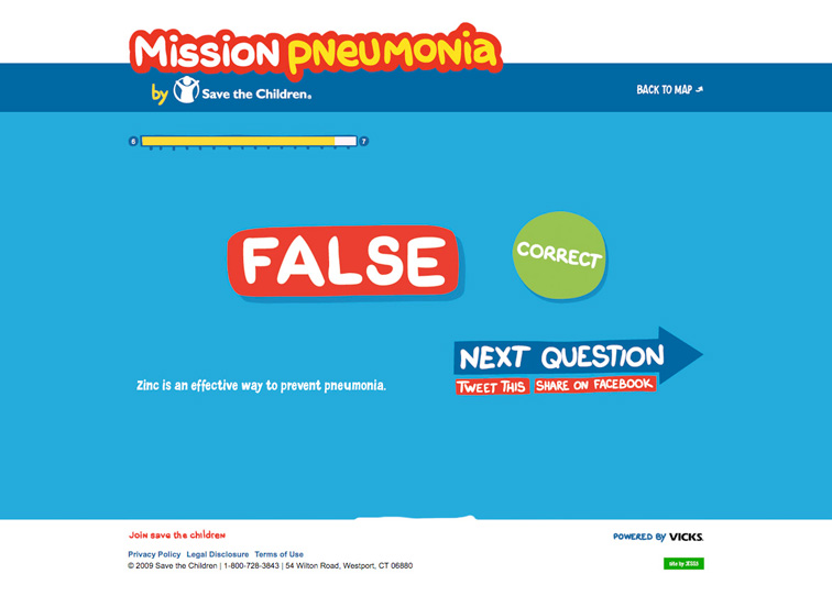 Save the Children Mission Pneumonia 326