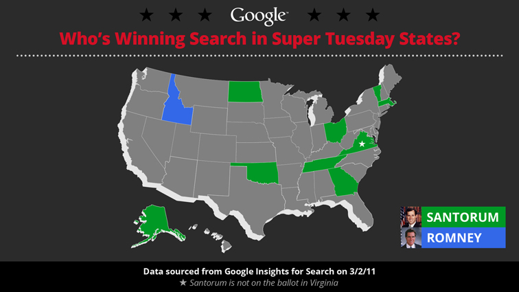 Google Politics & Elections Visualizing the 2012 Primaries 2584