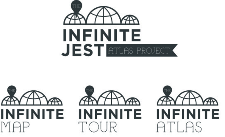 The Infinite Atlas Project Infinite Jest Map and Branding 3597