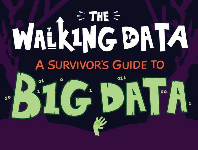 MapR The Walking Data 6071