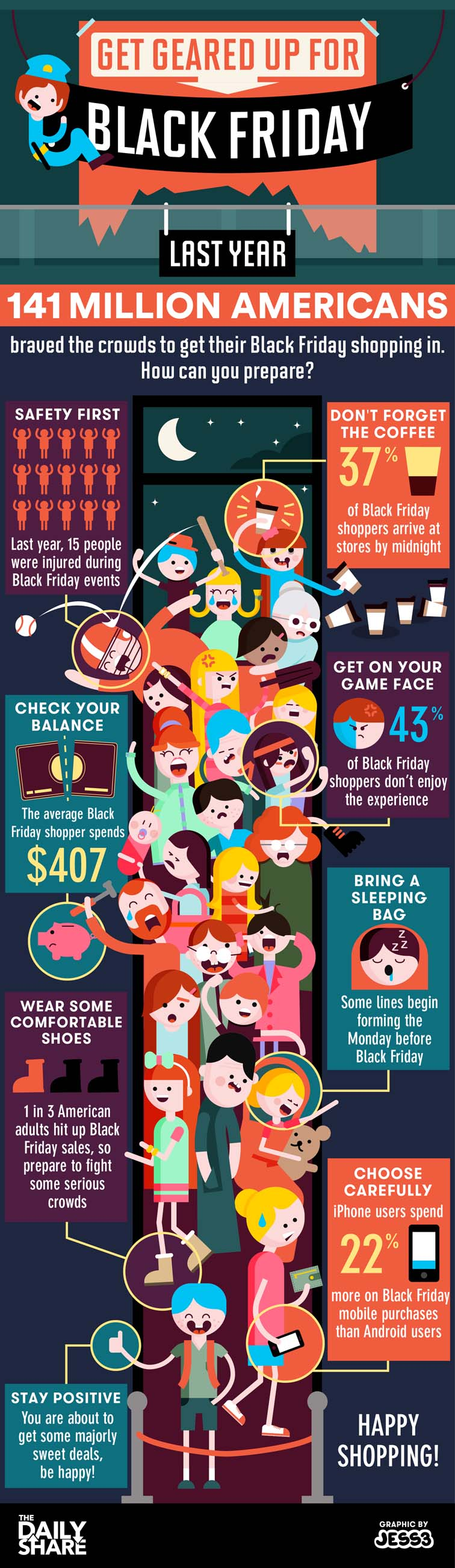 Black Friday Infographic 6484