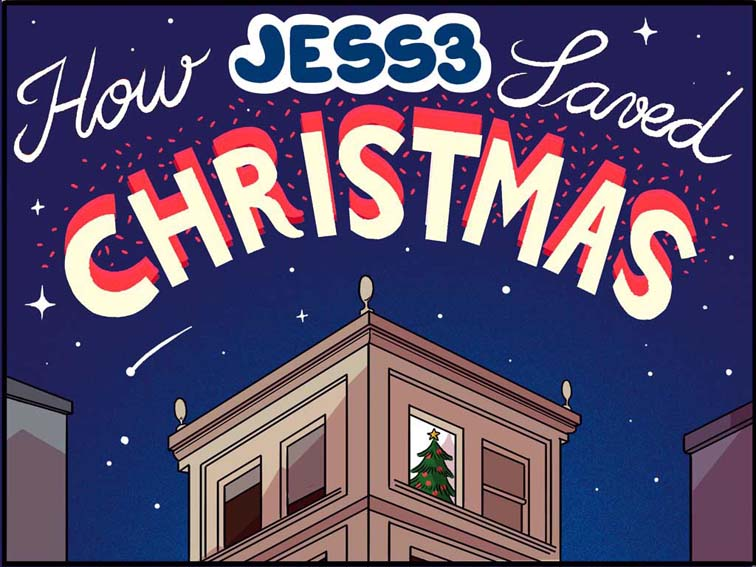 JESS3 Labs How JESS3 Saved Christmas 6726
