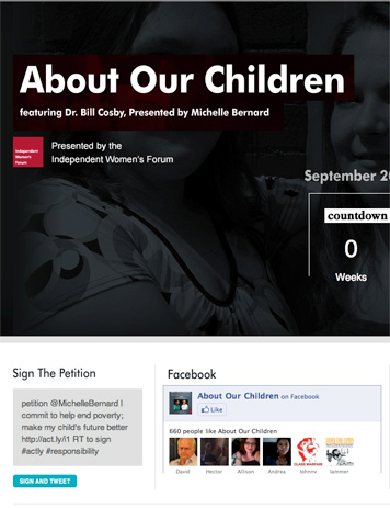 IWF / MSNBC About Our Children 640
