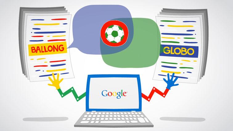 Google Google Translate Video - JESS3