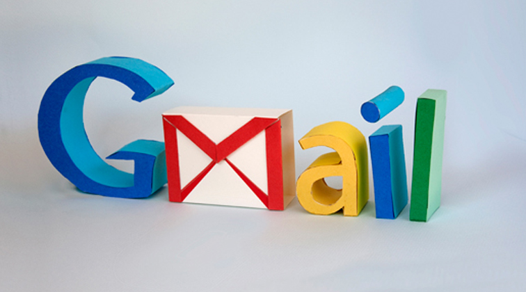 Gmail Stop Motion Animation Video 1617
