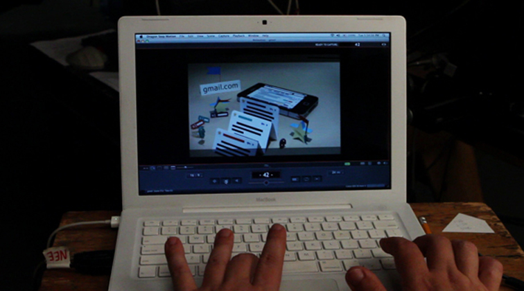 Gmail Stop Motion Animation Video 1625