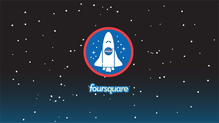 """NASA-Foursquare"" Graphic from JESS3"