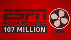 Visualizing the Reach of ESPN
