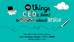 Advice to CEOs About Design