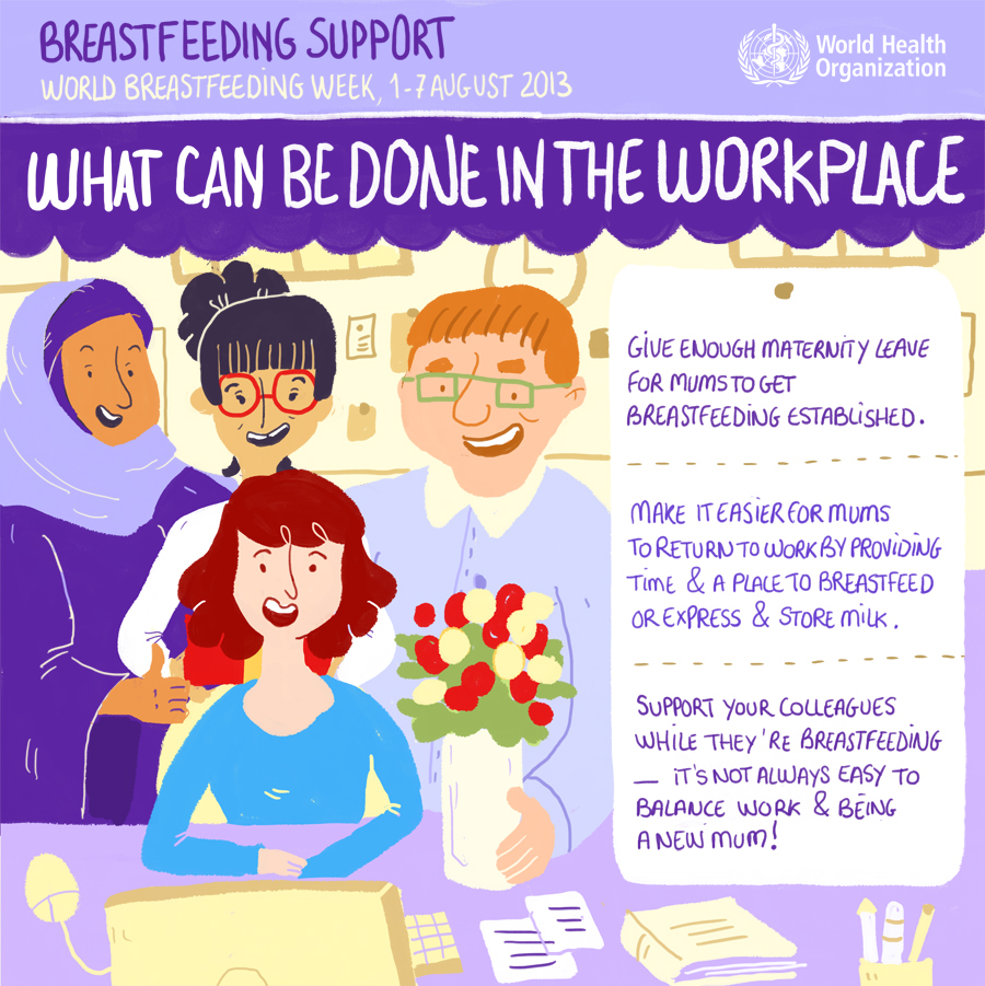 World Breastfeeding Week 2013 Jess3